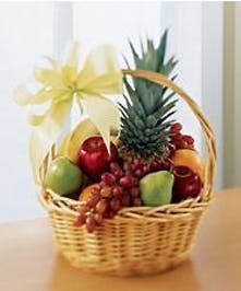 Give this traditional basket for any occasion!